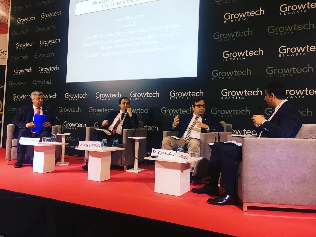 Tarım Sektörünün En Büyük Buluşması Growtech Eurasia Tarım Fuarı